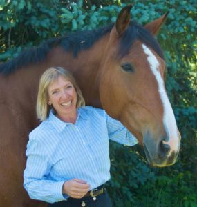 Internationally-recognized clinician Wendy Murdoch is bringing her expertise to Facebook. (Photo by Lee Rouse)